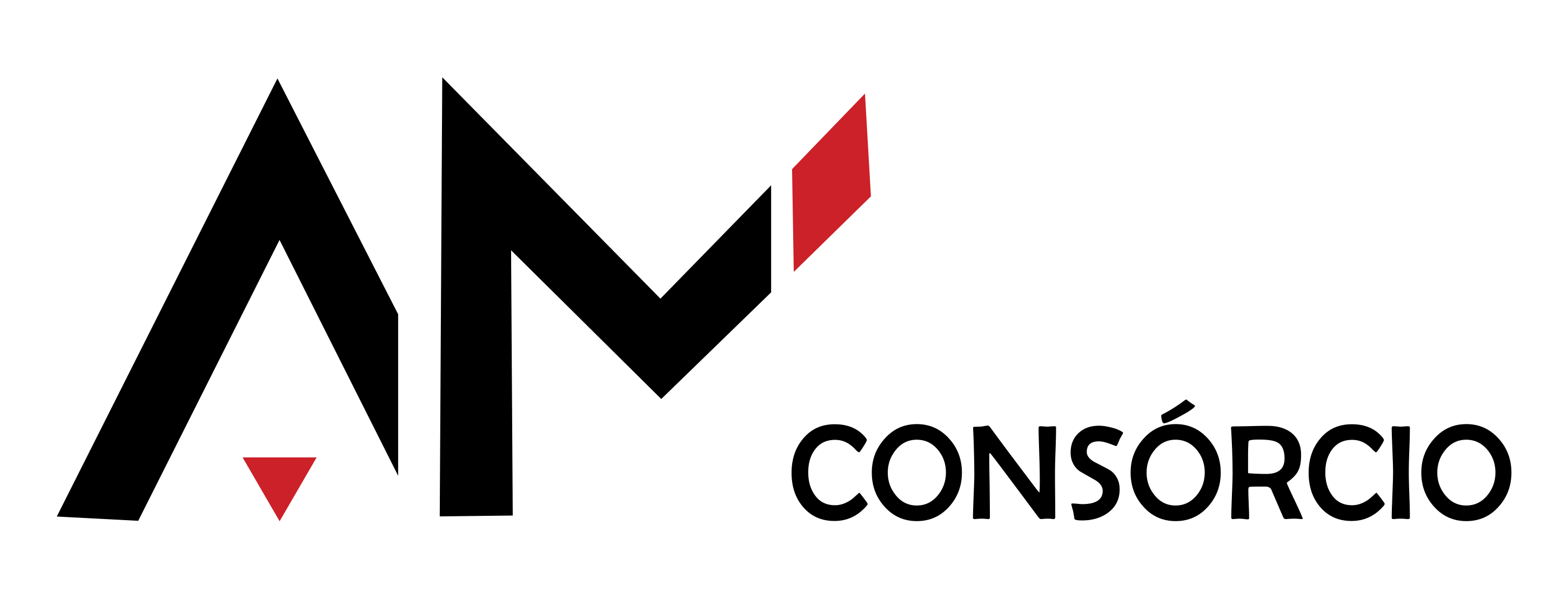 AM Consórcio Logo - Cliente da Agência Davs de Marketing Digital em Fortaleza